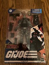 GI Joe Classified Series - Cobra Island - Target - Firefly - New - 6 Inch Figure
