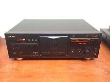 Lecteur cassette  TEAC V-3010  Tape Deck Platine k7 Audiophile