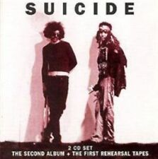 The Second Album First Rehearsal Tapes - Suicide 2 X CD