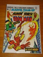 MARVEL TEAM UP #29 COMIC NEAR MINT CONDITION SPIDERMAN JANUARY 1975