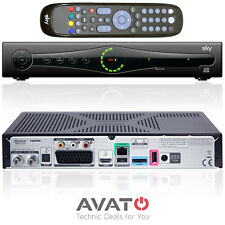 Humax PR-HD3000 SKY S HD4 DVB-S2 Sat Receiver Twin Tuner UNICABLE V13 V14 PVR