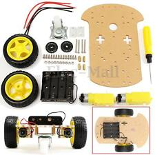 Motor New Smart Robot Car Chassis Kit Diy Speed Encoder Battery Box For Arduino