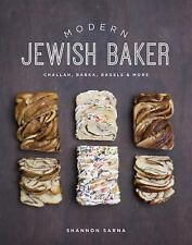 Modern Jewish Baker: Challah, Babka, Bagels & More (Hardback or Cased Book)