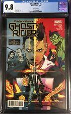 Ghost Rider #4 CGC 9.8 Felipe Smith 1:25 Incentive TV Variant! Robbie Reyes!