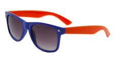 Gafas de sol de hombre Wayfarer azul, con 100% UV400