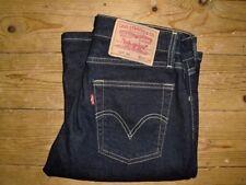 Haut femme Levi's 529 89 Dark Indigo Bootcut Jeans W28 L34 Red Tab entièrement neuf sans étiquette