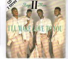 Boyz II Men -  I'll Make Love To You - CDS - 1994 - Pop RnB