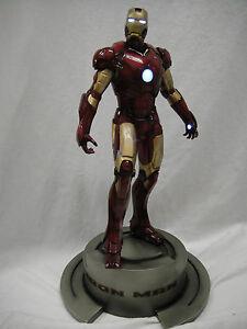 KOTOBUKIYA NEW!! Iron Man FINE ART STATUE MARK III 3 AVENGERS STARK MOVIE Bust