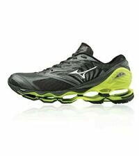 Mizuno Wave Prophecy 8 Running Shoes Uk11.5 Black/Yellow/Silver Eu46.5 BRAND NEW