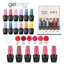 OPI Gelcolor /Gel Colour 15ml - Fiji / Breakfast at Tiffanys + Washington DC