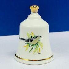 Danbury Mint state bird Bell porcelain collection Mississippi Ms mockingbird vtg