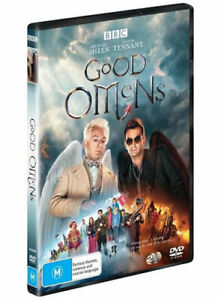 NEW Good Omens DVD Free Shipping