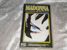 MADONNA THE NAME OF THE GAME    RARE NEW  VHS  VIDEO PAL