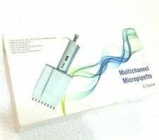Variable Use Multichannel Micro Pipette