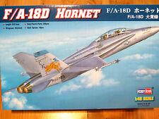 Hobbyboss 1:48 F/A-18D Hornet Aircraft Model Kit