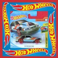 Hot Wheels 2020   ´92 FORD MUSTANG   90/250  NEU&OVP