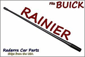 "FITS: 2004-2006 Buick Rainier - 13"" SHORT Custom Flexible Rubber Antenna Mast"