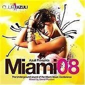 Various - Azuli Oresents Miami 08 (2008)  2CD  NEW/SEALED  SPEEDYPOST