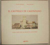 Lamberini Ricchiuti CASTELLO CALENZANO Prospettiva Recupero 1990 Alinea