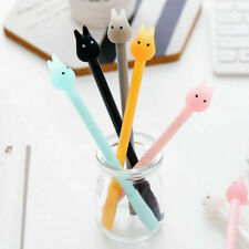 1Pc Cute Student Office School Supply Stationey Gel Pen Signature Pen