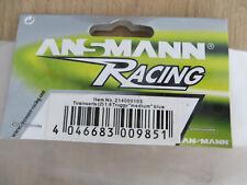 """Ansmann Reifeneinlage 1:8 / Truggy """"Medium"""" Blue"""