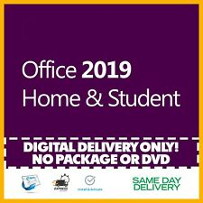 Office 2019 Home and Student Product Key 🔐 Activation License ✅