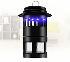 Electric Mosquito Fly Pest Bug Insect Zapper Killer With Trap Led Fan New Design