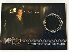 HARRY POTTER - Daniel Radcliffe as Harry Potter Costume Wardrobe Card No.364/500