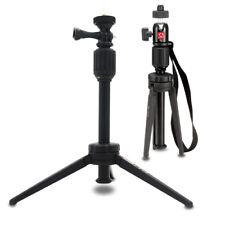 KT-200 Retractable Mini Desktop Tripod+BD-1 Ball Head 1/4''Kit F DSLR SLR Camera