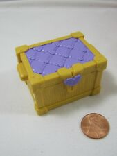 New FISHER PRICE Loving Family Dollhouse TREASURE CHEST BOX Hideaway Hollow