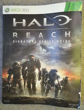 HALO : REACH - Signature Series Guide - XBox 360 - Cheat Strategy Book
