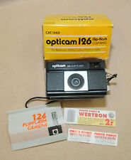 * OPTICAM 126 flip-flash camera * NUOVA !