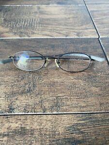 NIKE Eyeglasses Frames FLEXON 4140 / 49-19-150 Black Chrome 001 G99