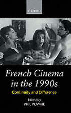 French Cinema in the 1990s: Continuity and Difference by Oxford University Press