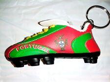 Team PORTUGAL - Football / Soccer Mini Boot Keyring Keychain Key Ring Chain