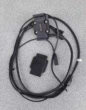 Garmin Zumo 660 Gerätehalterung mit Batteriekabel, Gebraucht