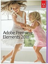 Adobe Premiere Elements 2018 1 User - Download Version (Win)