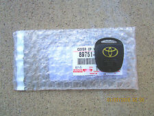 03 - 07 TOYOTA LAND CRUISER KEY REMOTE TRANSMITTER HOUSING BACK COVER OEM NEW