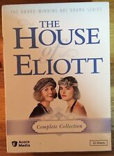 House of Eliott - Complete Collection (DVD, 2007, 12-Disc Set)