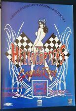 Publicité advert album concert advertising THE HELLACOPTERS 1999 Lp grande rock