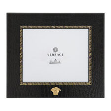 Versace Vhf3 Photo Frame - Black 15cm X 20cm