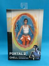 Neca Player Select Portal 2 Chell Action Figure 2018 New Sealed Box
