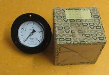 Öldruck Anzeige VDO 0-4 Bar ca 63 mm BUND nett für VW 181 Iltis mit Vers Nummer
