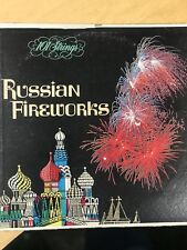 Russian Fireworks - 101 Strings (Vinyl Record, 33, SF - 8500)