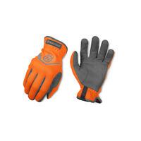 Husqvarna 589752001 Classic Medium Sized Work Gloves Lightweight Breathable