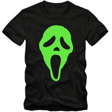 Halloween Herren-T-Shirts aus Baumwolle mit Motiv
