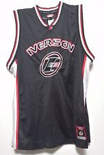 Allen Iverson AI limited edition basketball jersey Mens large Reebok Authentic