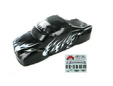 Redcat Racing  1/8 Semi Truck Body Black and Silver  BS801-017