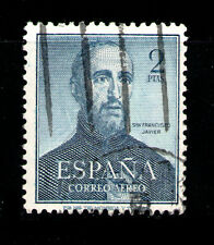 España 1952 - Ed.1118 Usado - Spain Espagne Spanien Muerte San Francisco Javier
