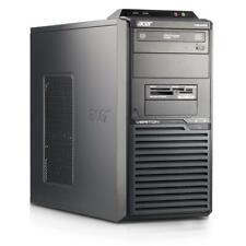 Acer Veriton M275 Computer PC Core 2 Quad 4GB DDR3 Ram 250GB HDD Windows 10 WiFi